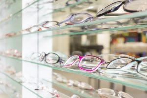 חנות משקפיים