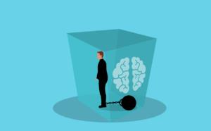 אדם נעול במוח